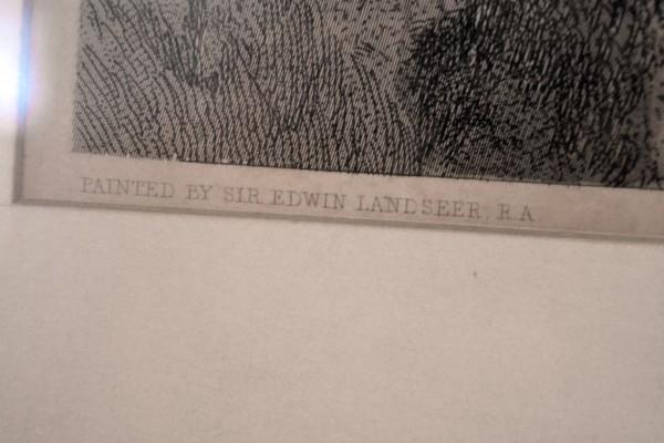 Cadre print peint par Sir Edwin Landseer, R.A.5