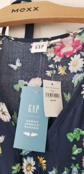 Robe gap neuve fleurie2